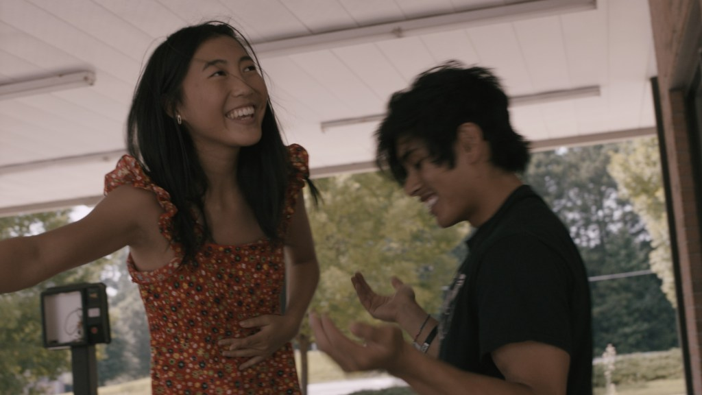 Shirley Chen and Jose Angeles in Beast Beast