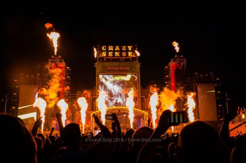 Crazy Sense Festival | Hannover | August 2016