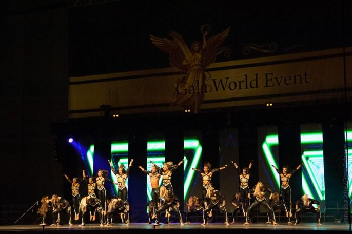 D.Q. DANCE SQUAD, GERMANY, ADULT DISCO DANCE FORMATION @ IDO Gala World Event 2016, Graz, Austria