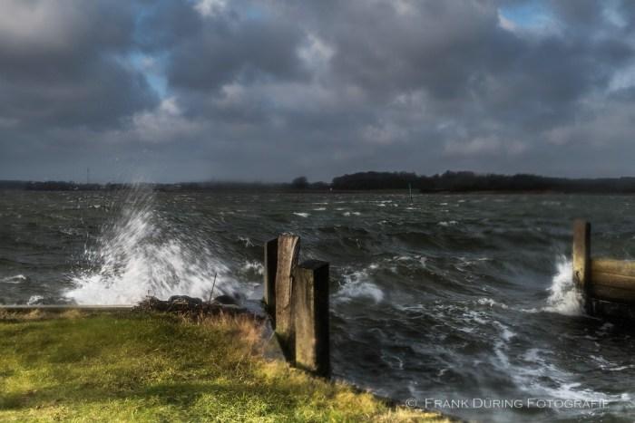 Ostsee, Sturm