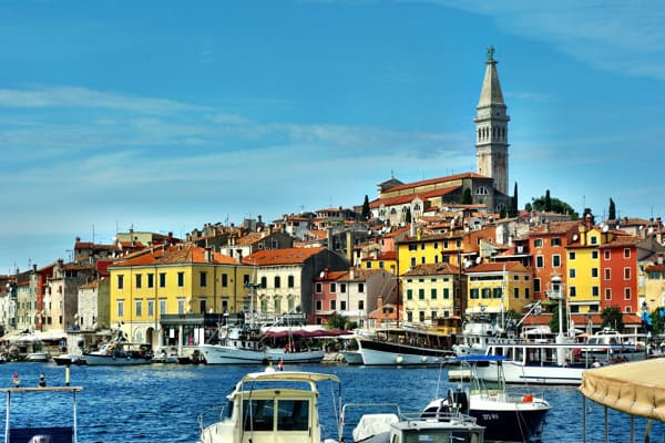 Top things to do in Istria: Visit Rovinj