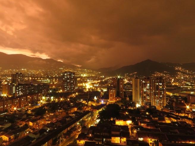 Medellín City Colombia