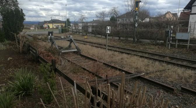 Oberfränkische Steigerwaldbahn