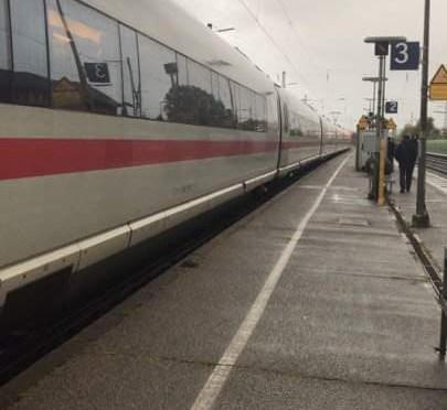 PU zwischen Nürnberg und Fürth am 05.10.2017