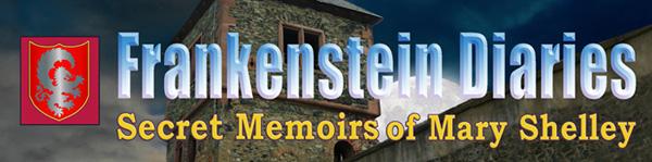 Frankenstein Diaries: Secret Memoirs of Mary Shelley - The Romantics Logo
