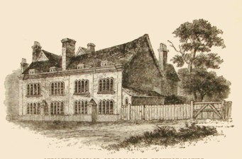 Shelley Cottage Great Marlow in Buckinghamshire