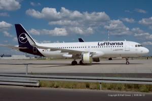 D-AINQ Lufthansa Airbus A320-271N | MSN 8870