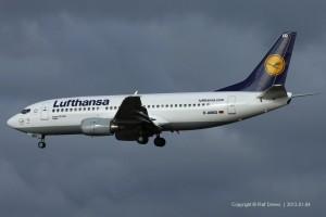 D-ABED Lufthansa Boeing 737-330 | ln 2082