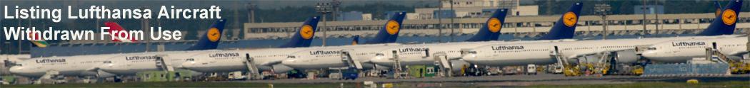 Lufthansa wfu