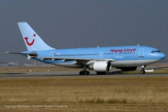 D-AHLV Hapag-Lloyd Airbus A310-204 (MSN 430)