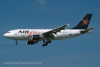 EC-HFB Air Plus Comet Airbus A310-324 (MSN 542)