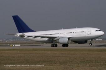 D-AIDN Lufthansa Airbus A310-304 (MSN 599)