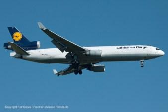 D-ALCP Lufthansa Cargo McDonnell Douglas MD-11F (sn 48414 / ln 491)