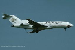 "YL-BAE Baltic International Boeing 727-23 (sn 18900 / ln 151) ""City of Riga"""