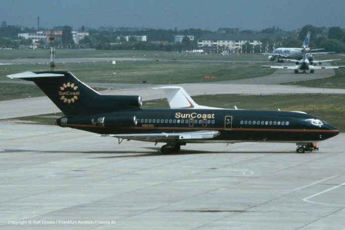 N803SC ASC-Suncoast Airlines Boeing 727-27 (sn 19534 / ln 454)