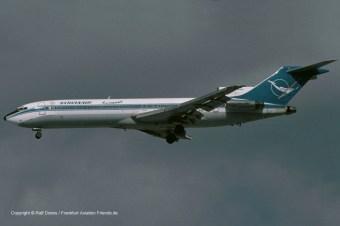 YK-AGE Syrianair Boeing 727-269 (sn 22361 / ln 1716)