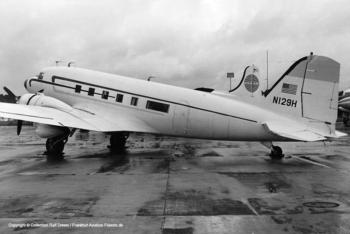 Douglas DC-3A N129H (sn 4126)