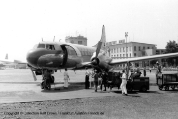Convair CV-340 D-ACAD (sn 198)