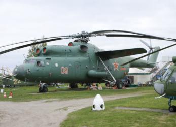 """009 Mil Mi-6 """"Hook"""""""