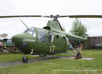 "017 Mil Mi-1 ""Hare"""