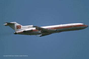 """TS-JHN Tunisair Boeing 727-2H3 (sn 20545 / ln 877) """"Carthago"""""""