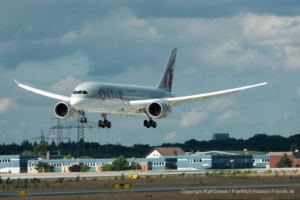 A7-BCL Qatar Airways Boeing 787-8 Dreamliner (38330 / 64)