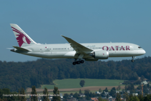 A7-BCE Qatar Airways Boeing 787-8 Dreamliner (38323 / 103)