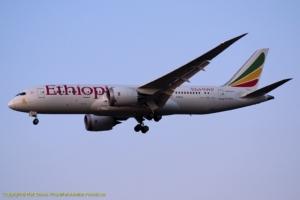 ET-ATJ Ethiopian Airlines Boeing 787-8 (ln 13)