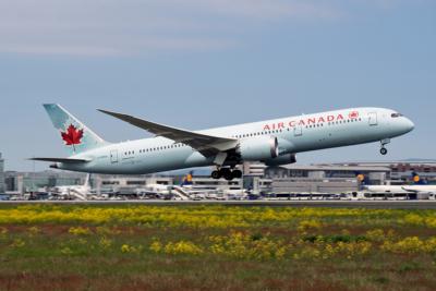 C-FRSO Air Canada Boeing 787-9 (ln 536)