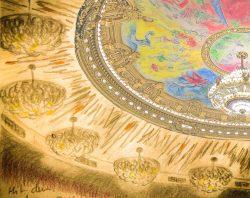 WVZ52 | «Le plafond du théâtre» | © Mag. Frank Gruber 2018