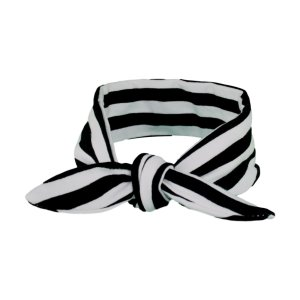 Zebra Hair Wrap