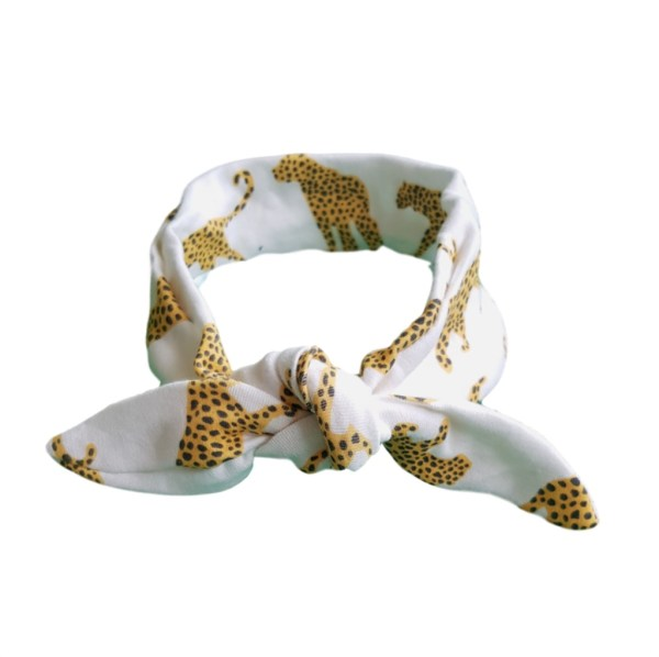 Jaguar hair wrap