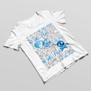 No Shellfish allergy Tshirt