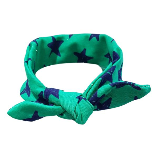 Green Star Hair Wraps