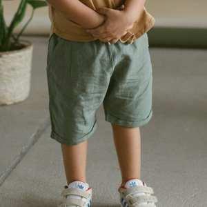 Leinen Shorts für Kinder