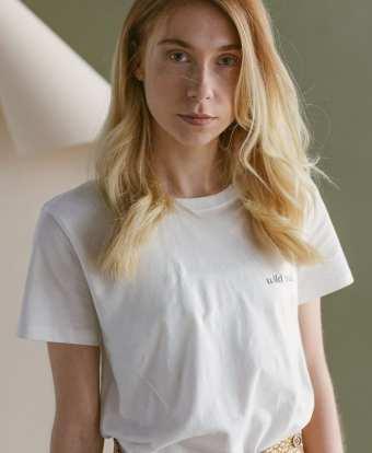 Wild Soul T-Shirt aus Bio-Jersey für Frauen