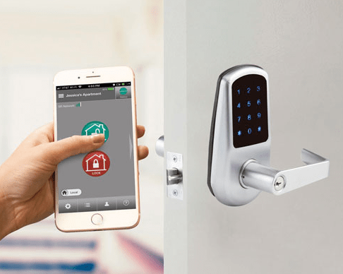 Access controls at your fingertips!