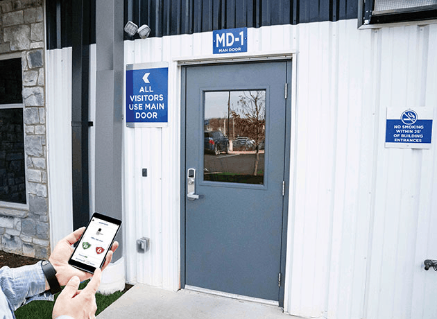 Smart Locks for your Business