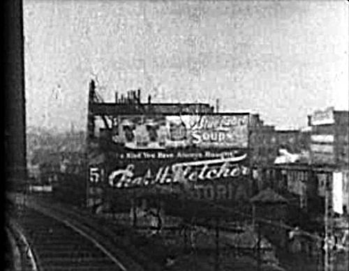 Thomas Edison - Library of Congress - Crossing to New York Over Brooklyn Bridge