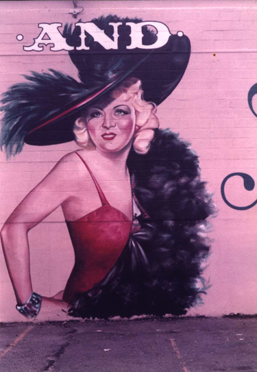 Mae West - Jerry Johnson