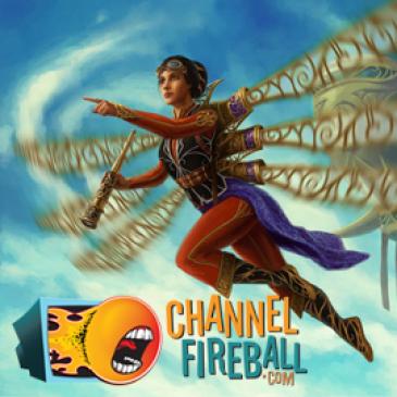 Channel Lepore – Kaladesh Draft #2
