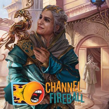 Channel Lepore – Kaladesh Draft #4