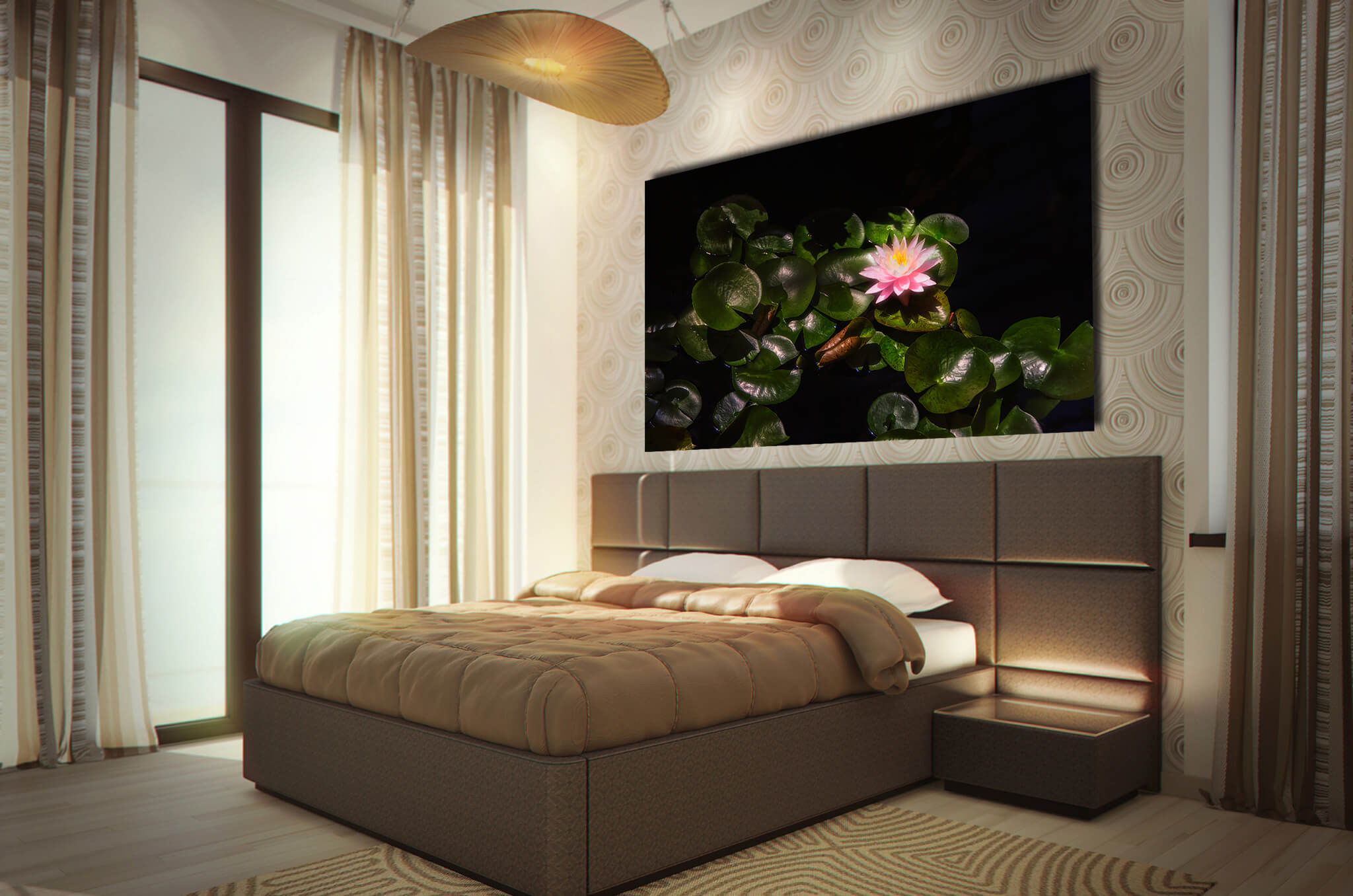 Bedroom Wall Art - Art Ideas for Bedroom - Franklin Arts on Bedroom Wall Decor  id=13637