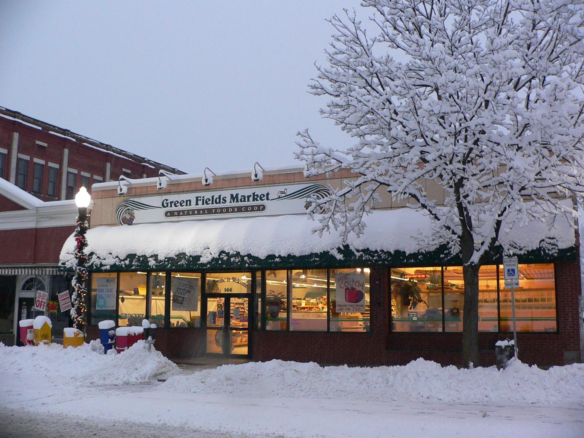 winter front GFM