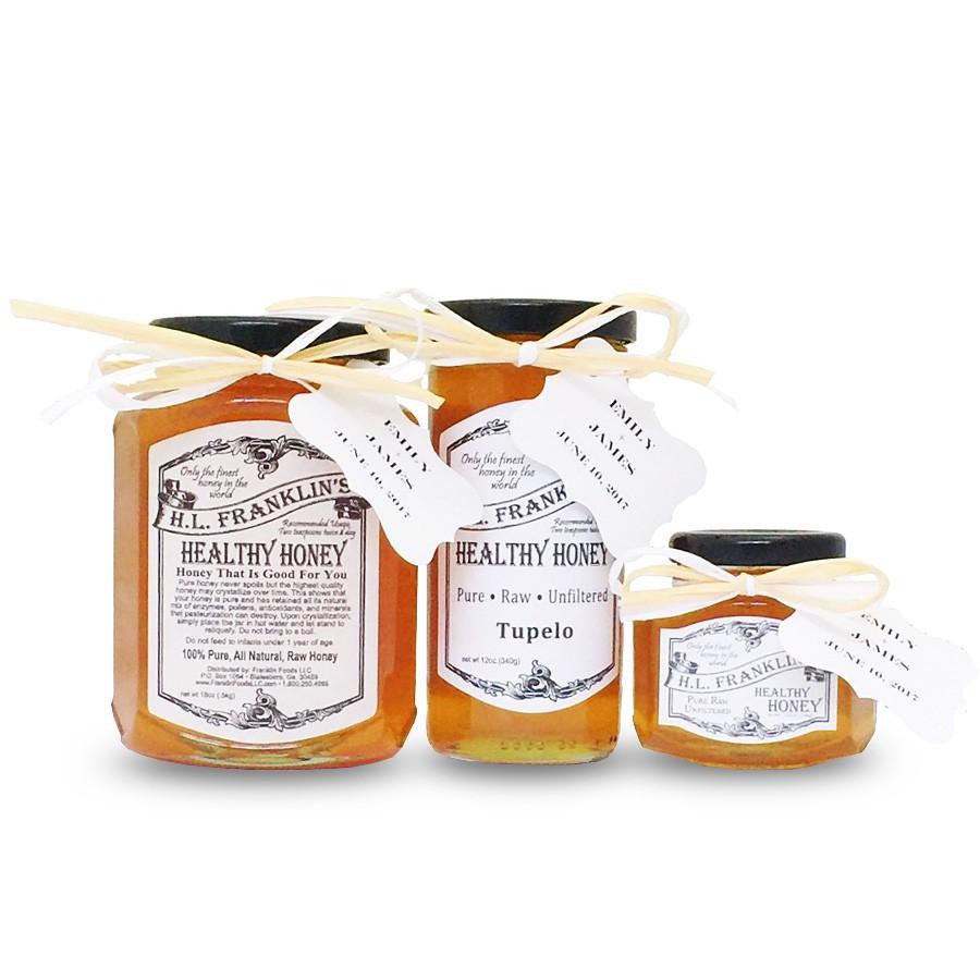 Wedding Honey Gift Options