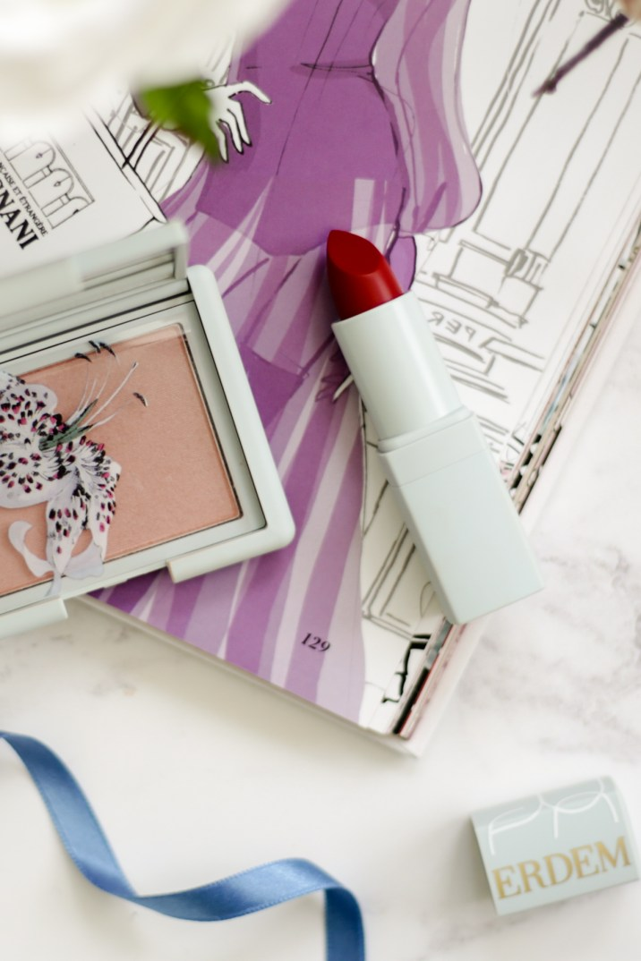 Ticking Off Some Items From My Wishlist | Nars x Erdem Lipstick in Bloodflower