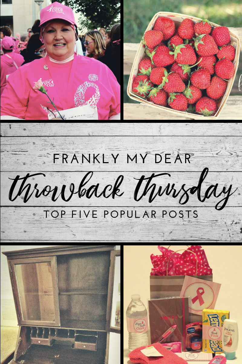 Throwback Thursday: Top Five