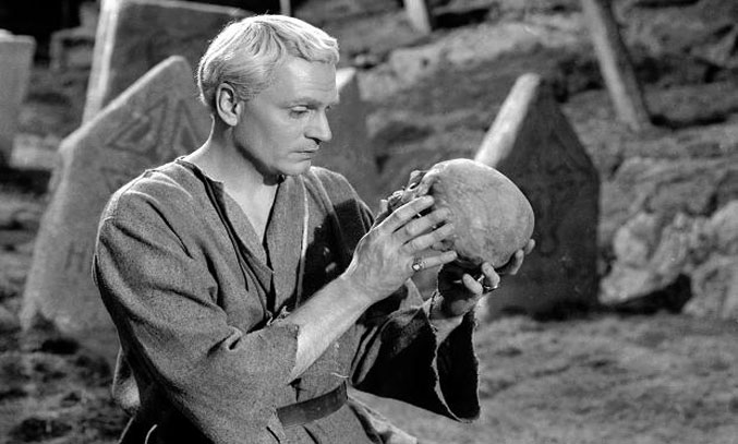 Laurence Oliver Hamlet