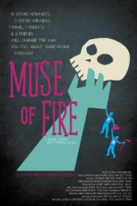Muse of Fire DVD Cover