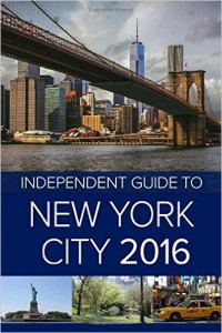 Independent Guide To New York City 2016